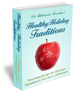 Healthy Holiday Traditions Recipes