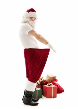 Say no to Santa pants!