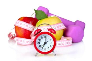 healthy timing means healthy hormones