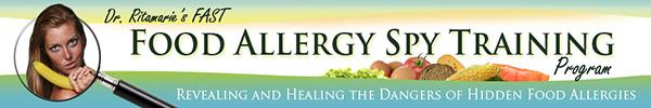 FAST: Food Allergy Spy Training