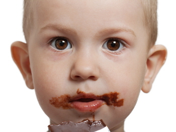 children and processed foods