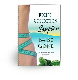 B4 Be Gone Recipe Sampler